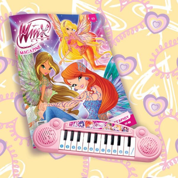 Winx – τεύχος 03