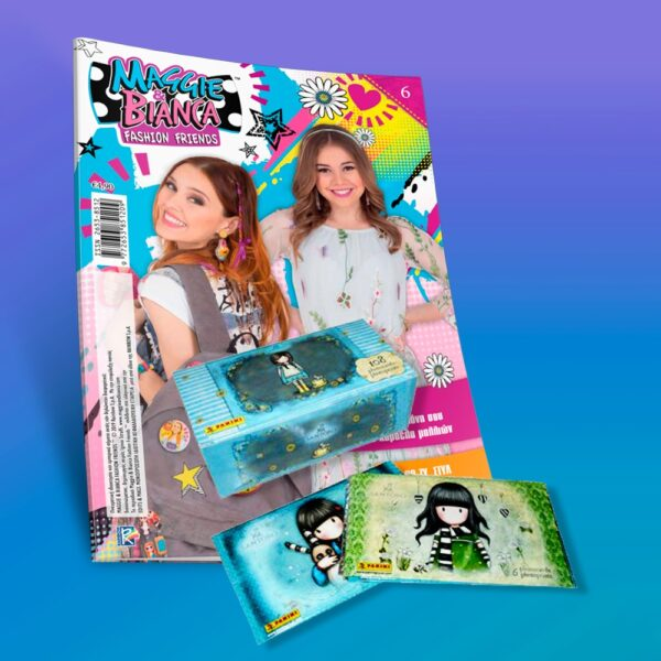 Maggie & Bianca – τεύχος 06