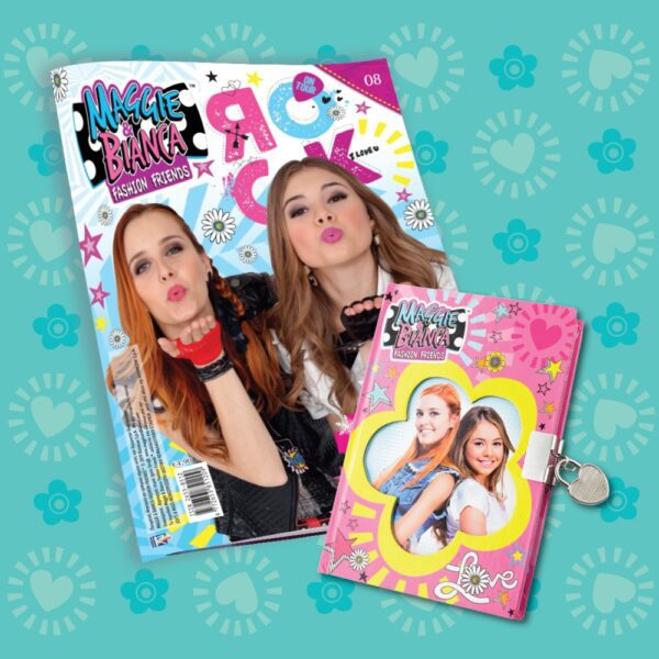 Maggie & Bianca – τεύχος 08