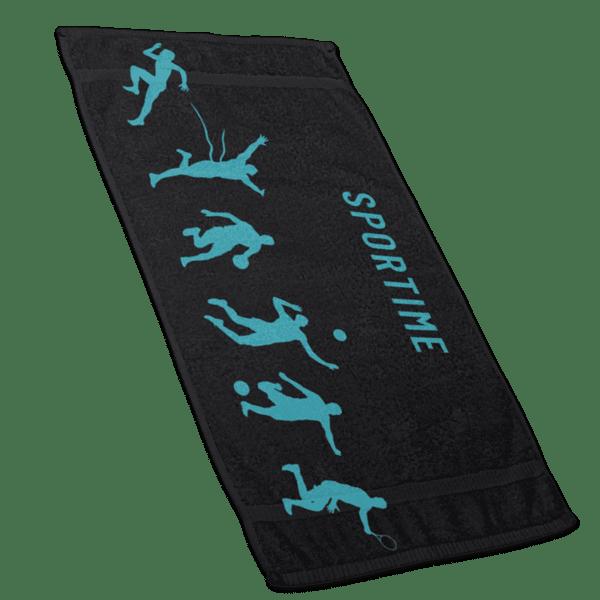 Πετσέτα γυμναστηρίου (45x90cm) - Γαλάζιο