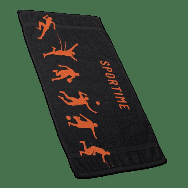 Πετσέτα γυμναστηρίου(45χ90cm) Ροδακινί