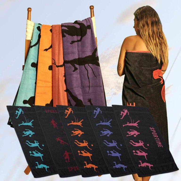Πετσέτα Θαλάσσης (160x90cm)